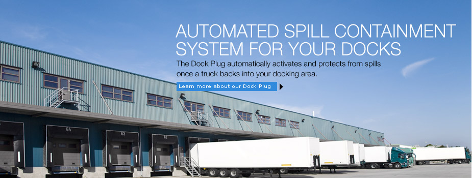automated spill prevention technology for docks facilities
